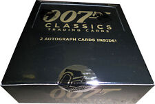 James Bond 007 Classics 2016 Factory Sealed Trading Card Box
