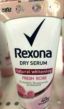 Rexona Dry Serum Natural Whitening Fresh Rose 48 Hour Anti - Perspirant 50 ml