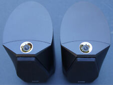Sony SS-HA3 2-Way High Resolution Bookshelf Speaker Pair - Black