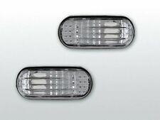 Seitenblinker SET für Honda CIVIC 1991-1995 CRX DEL SOL 1992-1996 Chrom FR KBHO0