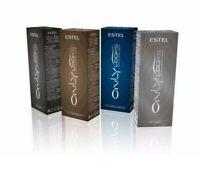 Estel Only Looks Professional Color Cream Paint Tint Dye Eyelashes Eyebrow 4shad
