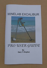 Minelab Excalibur Ii Book & Tourist Beach Hunting Book