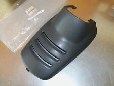 NEW OEM SUZUKI LT160 160 QUADRUNNER QUAD GRAY CENTER FRONT FENDER NOSE HOOD
