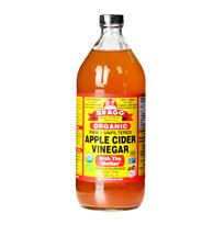 Bragg ORGANIC RAW APPLE CIDER VINEGAR Gluten Free x 946ml