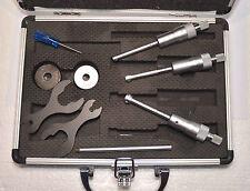 JEU 3 Micromètres 3 touches pour alésage Capacité 6 à 12mm