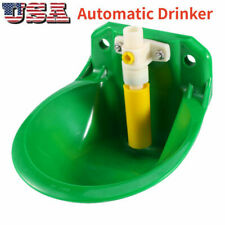 Automatic Bowl Water Trough Drinker Dispenser Horse Sheep Piglets Water Drinker