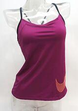 4a8668f5edfbf Nike Maroon Racerback Tankini Top Swimwear Women's Medium #KO15023