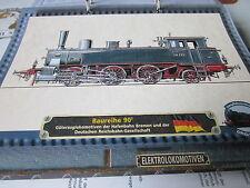Lokarchiv Dampfloks 444 BR 90² Hafenbahn Bremen 1893
