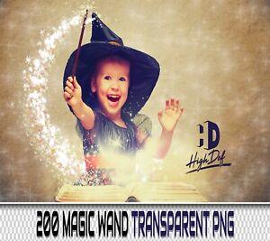 200 MAGIC SPARKS TRANSPARENT PNG DIGITAL PHOTOSHOP OVERLAYS BACKDROPS BACKGROUND