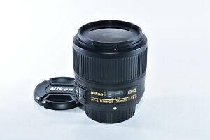 Nikon AF-S NIKKOR 35mm f/1.8G ED Lens FX Full Frame D610 D750 D780 D810 D850