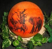 ♦ Dekokugel Freundschaftskugel Leuchtkugel Afrika Elefanten /355