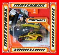 MATCHBOX 2020   ´33 FORD COUPE   95 /100   NEU&OVP