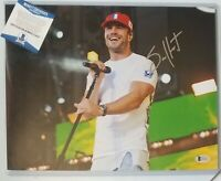 SAM HUNT SIGNED PHOTO BECKETT BAS COA BGS AUTOGRAPHED 11X14 COUNTRY MUSIC SINGER