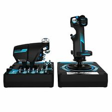 Logitech G Saitek Pro Flight X56 Rhino- System of Control for simulators
