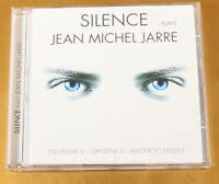 SILENCE PLAYS JEAN MICHEL JARRE - 2009 AZZURRA - OTTIMO CD [AC-185]