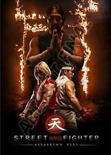 Street Fighter: Assassin's Fist - Live Action [New Blu-ray] With DVD, 3 Pack,