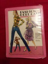 Vintage Fashion doll case Tara Toys Barbie Sindy etc No M8