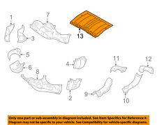 SUBARU OEM 12-15 Impreza 2.0L-H4 Heat Shields-Exhaust-Rear Shield 59024FJ000