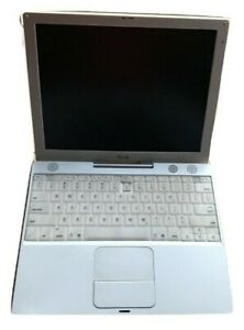 Apple iBook G3 M6497 Lot of 2 No Hard Drives Starts & Boots Up