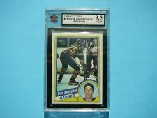 1984/85 TOPPS NHL HOCKEY CARD #13 DAVE ANDREYCHUK ROOKIE KSA 9.5 NEAR GEM MINT