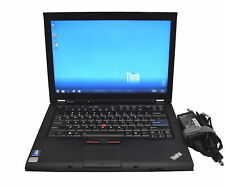 C-Grade Lenovo Thinkpad T410 Laptop i5 2.4GHz 4GB RAM 160GB HDD Windows 7 PRO