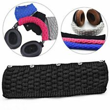 Universal Wool Headphones Headband Sleeve Protector Covers for Beats Pro Sony