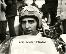Jorge Omar del Rio, Argentinian Racing Driver, Original-Photo from 1968