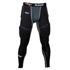 Riddell Power Full-Length 5-Piece Integrated Tight Adult Small #2678 (B136)