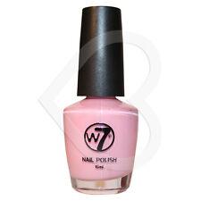 W7 Nail Polish - Baby Pink 19 Light Girly Pink Stunning Creme Finish