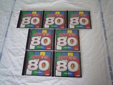 Coffret 7 CD Années 80 Hits Box