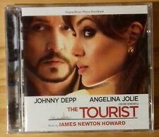 James Newton Howard: The tourist Soundtrack VS CD
