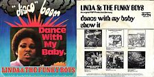 DISCO 45 GIRI   LINDA & THE FUNKY BOYS - DANCE WITH MY BABY // SHOW IT