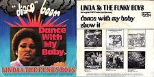 DISCO 45 GIRI   LINDA & THE FUNKY BOYS – DANCE WITH MY BABY // SHOW IT