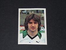 376 KULIK BORUSSIA MÖNCHENGLADBACH C3 FOOTBALL BENJAMIN EUROPE 1980 PANINI