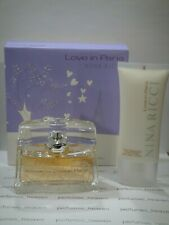 Nina Ricci LOVE IN PARIS SET 1.7 oz Eau De Parfum Spray + Body Lotion 50ml Women