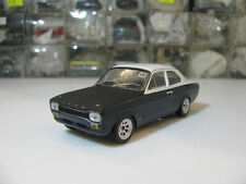1/43 Minichamps Ford Escort Mark I diecast