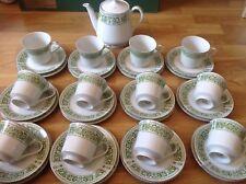 Vintage Nagara China ( Japan ) c1950 (  37 Piece Tea Set Including Teapot )