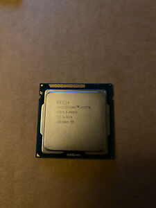 Intel Core i7-3770 3.40GHz 3rd Gen Computer Processor For Gaming Pc CPU