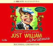 Just William at Christmas by Richmal Crompton (CD-Audio, 2003)