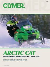 Clymer S836 Service Manual for Arctic Cat 440, 550, 580, & 600(Fits: Lynx)