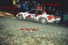Per Eklund Toyota Celica 2000 GT RALLY RAC 1982 fotografía 1