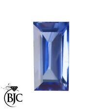 Gemas sueltas de zafiro natural color principal azul