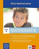 Klett Mathetrainer 6. Klasse von LernWelt Großhandel...   Software   Zustand gut