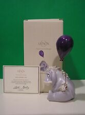 LENOX Disney EEYORE'S BIRTHDAY BASH sculpture NEW in BOX w/ COA Winnie the Pooh