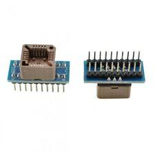 Programmer socket PLCC20 to DIP20