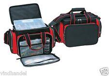 Behr System Tasche Angeltasche mit 5 Zubehörboxen Angelbox 9102929--