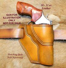 Gary Cs Leather Avenger Owb Right Hand Revolver Holster Sampw L Frame 4