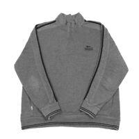 Vintage LONSDALE 1/4 Zip Sweatshirt | Large | Jumper Pullover Retro 90s Top