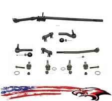 New Tie Rods Drag Links Ball Joints for Ford E350 E450 Super Duty DRW 92-06