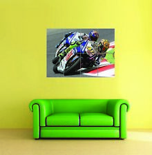 Valentino Rossi Giant Wall Art New Poster Print Picture